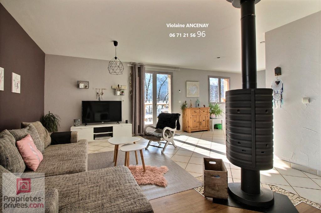 Maison Montagnole 4 pièce(s) sur terrain de 2500m²