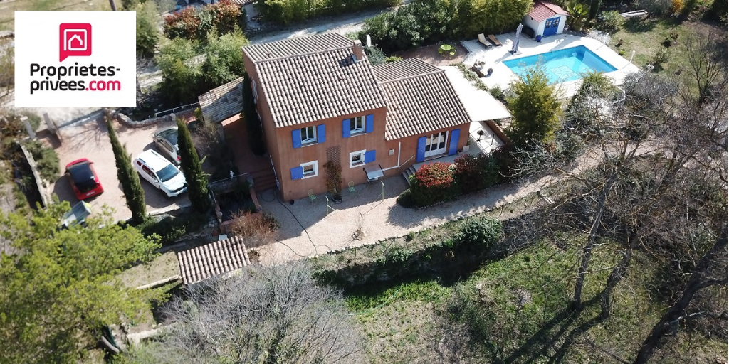 Villa Saint Antonin Du Var 6 pièces 150 m2