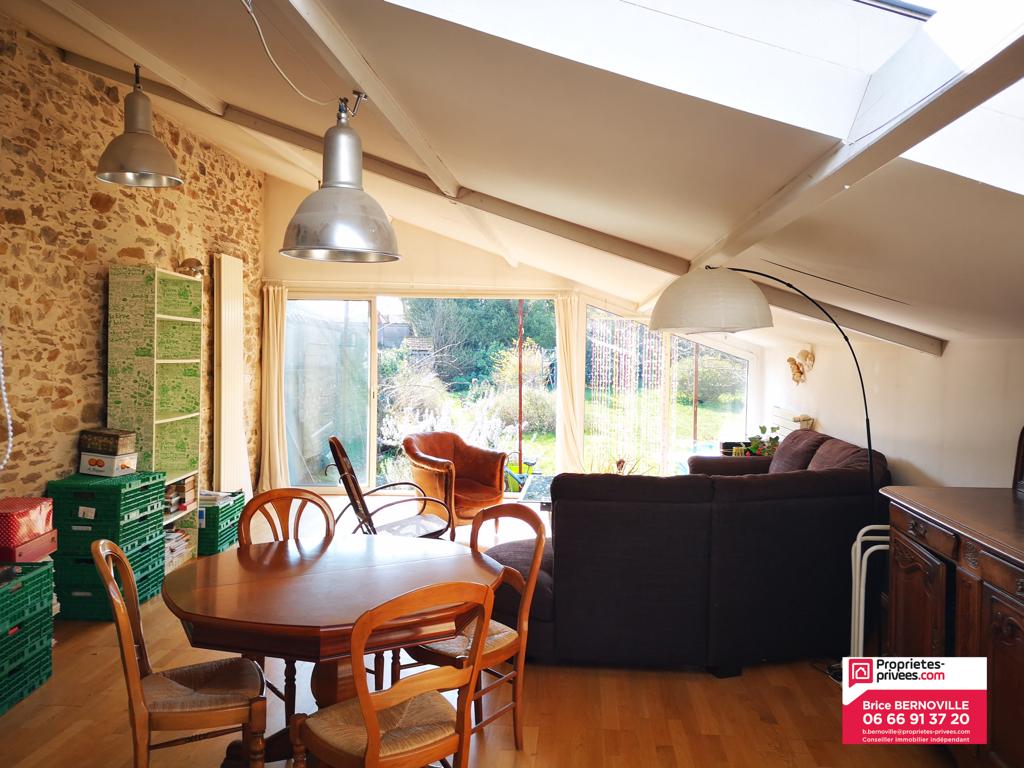 Maison à rénover de 200 m2, Bouguenais Les couets
