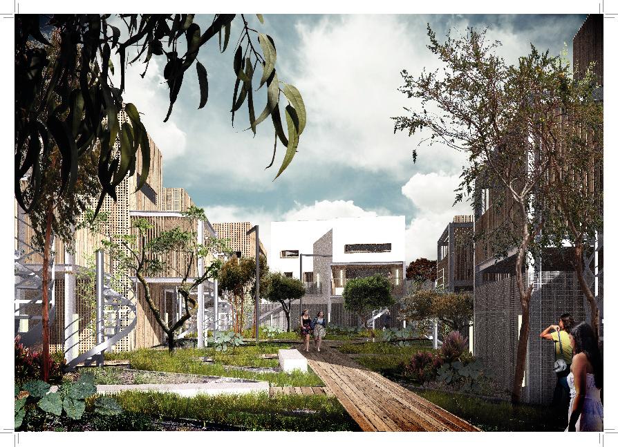 LE TAILLAN MEDOC (33320), T4 de 82.40 m², 3 chambres, jardin, 335 980 euros