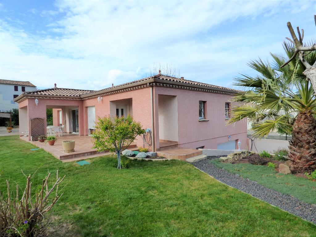 Villa T5 de 135 m² et vigneronne de 143 m²  Alignan Du Vent