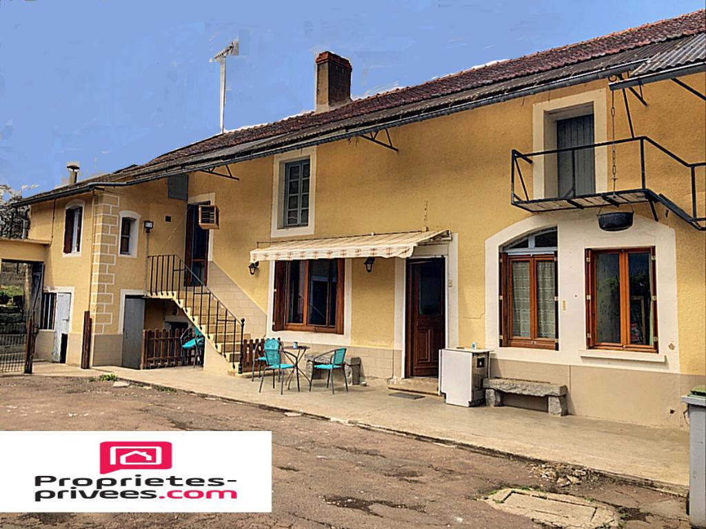 Maison Joux La Ville 110M²