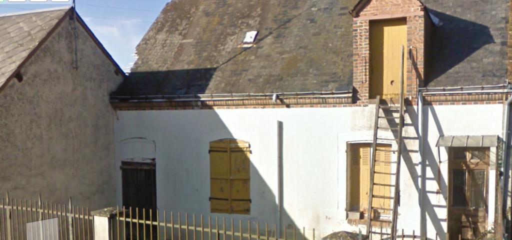 LE TEMPLE maison ancienne à vendre sur terrain de 676 m2
