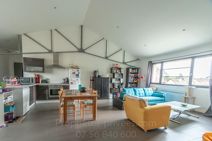 Appartement/Loft Troyes 3 pièce(s) 79 m2
