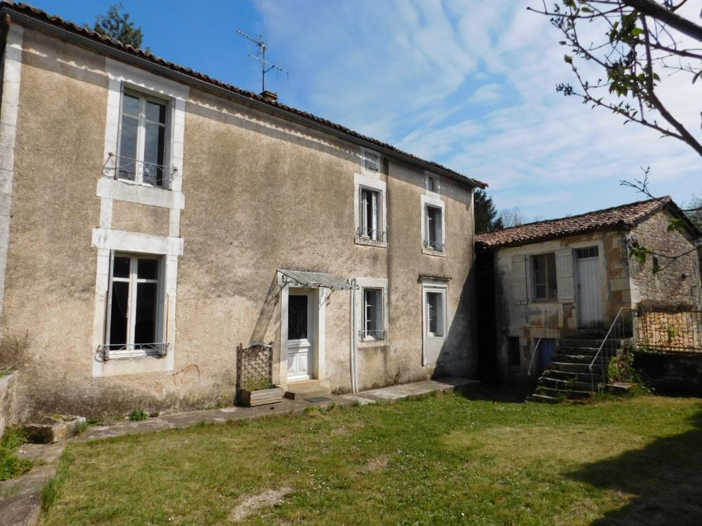 Maison La Rochefoucauld 4 pièce(s) 100 m2