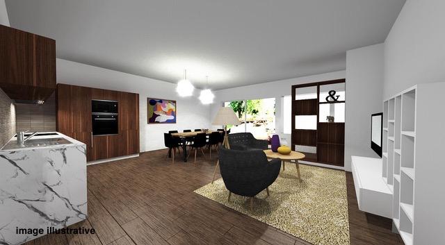 Wimereux centre Appartement rénové 95 m2, unique sur le marché