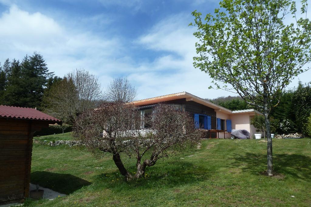 A vendre Villa de plein pied 90 m2 avec garage et jardin