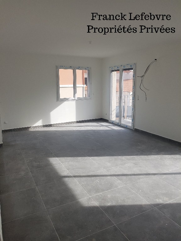 A Cabestany Appartement Neuf 3 pièces