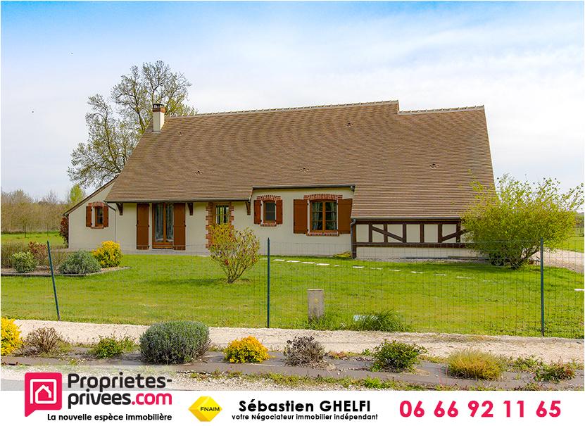 belle maison avec 4 chambres, bureau parcelle de 5000 m²