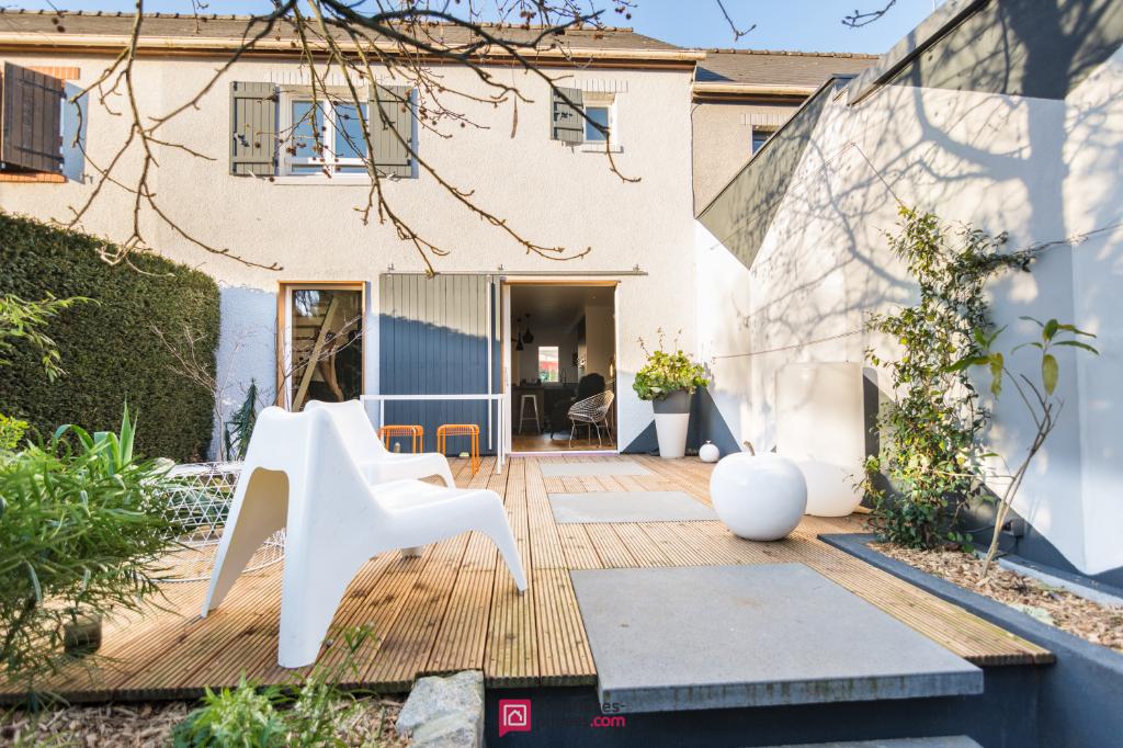 Vente Maison 90 m2 NANTES (44300)