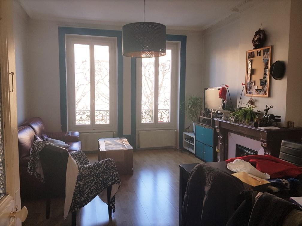 SAINT ETIENNE appartement Cours Fauriel