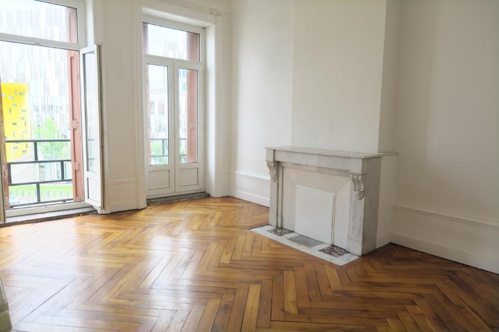 Appartement Saint Etienne quartier prisé, investisseurs ou primo achat