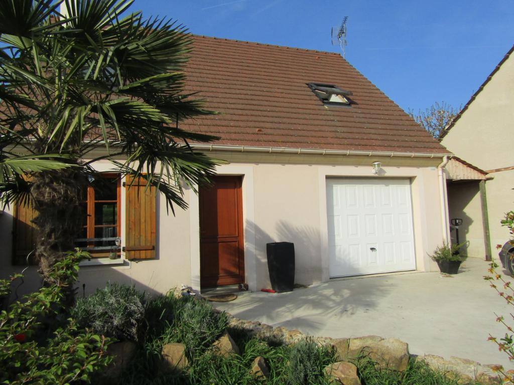 Maison Ocquerre 5 pièce(s) 87m2