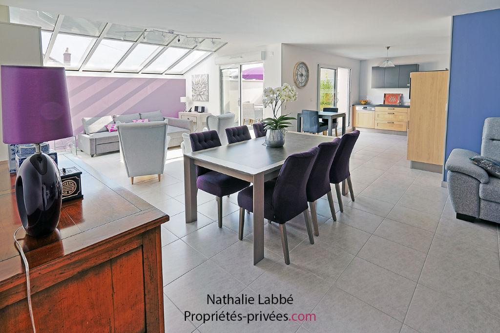 PORNIC CENTRE - Appartement  Terrasse 4 pièce(s) 113 m2 + Garage