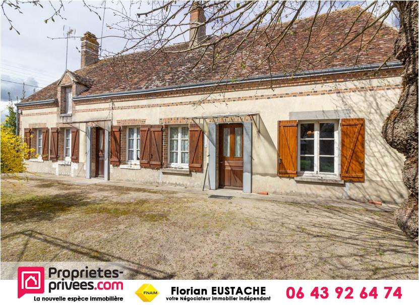 Maison Romorantin Lanthenay 4 pièce(s) 93 m2