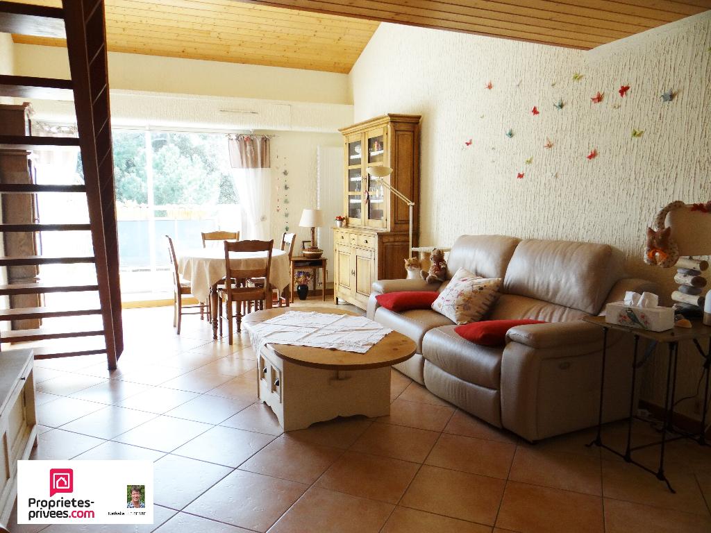 Appartement Centre et Plage 3 pièce(s) 82 m2