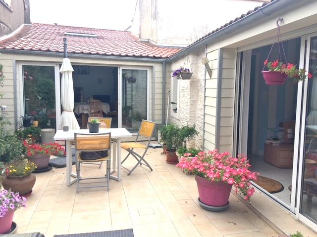 Maison de Ville Chauve 4 pièce(s) 145 m² + Garage Double