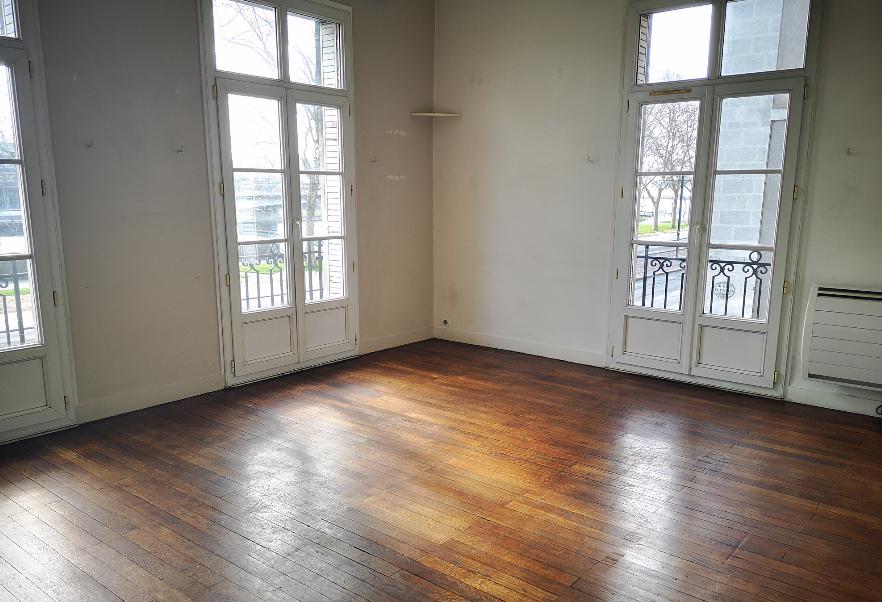 Appartement Nantes Type 2 - Vue Loire - 1er étage