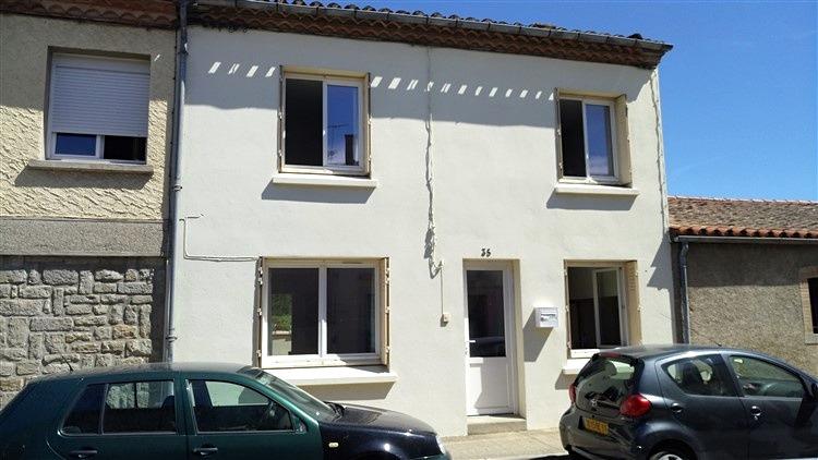 Maison Pennautier 3 chambres 70 m2