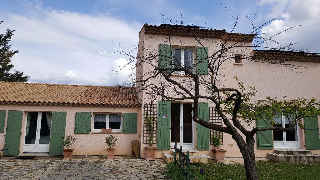 Villa Sainte Croix De Quintillargues 3 chambres d'hotes