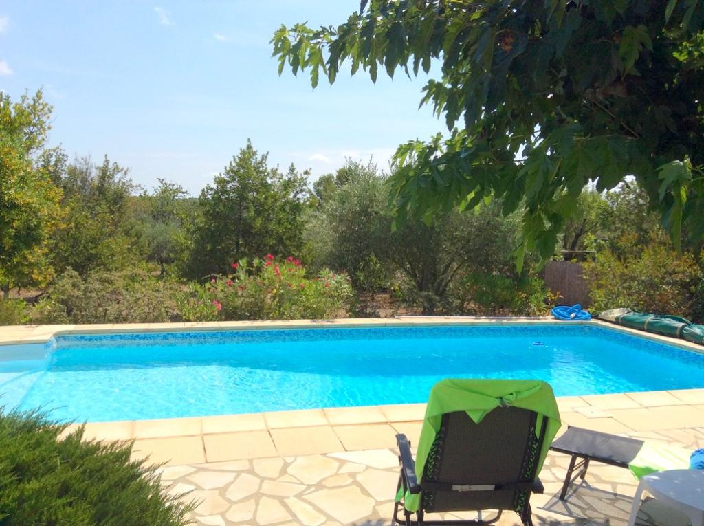 Villa de 128m² avec piscine et terrain de 2195m²