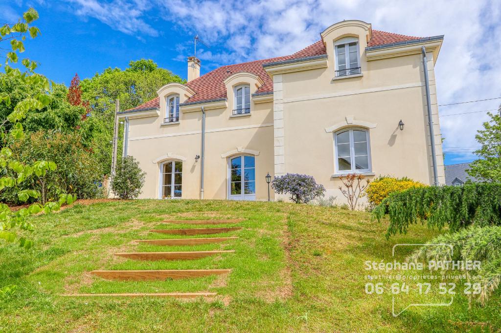 EXCLUSIVITÉ - VERRIÈRES-LE-BUISSON - Maison de 196 m² sur terrain 1019 m², 7 pièces dont 5 chambres