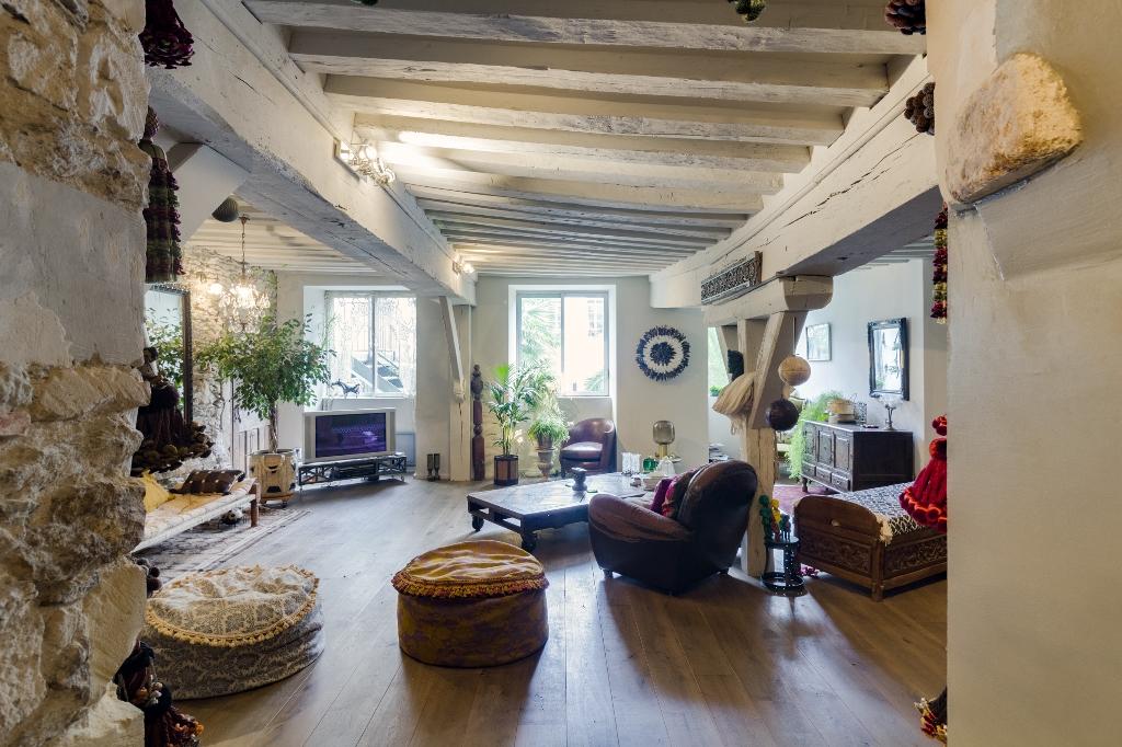 Nantes centre Appartement 5 pièce(s) 160 m2