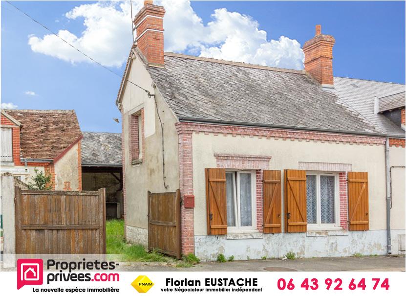 Maison et Grange Romorantin Lanthenay