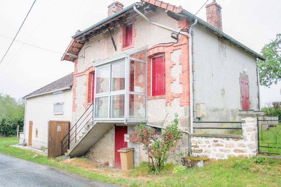Maison de 64 m2 à Arpheuilles-St-Priest