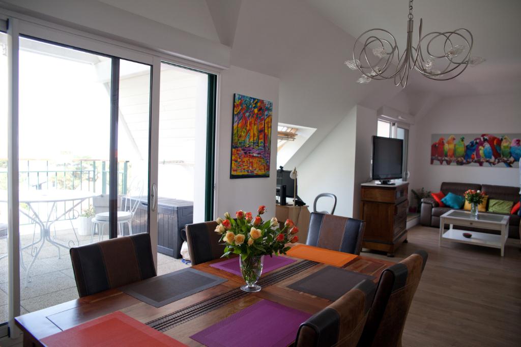 Appartement Vue Mer Saint Brevin Les Pins 4 pièce(s) 150 m2