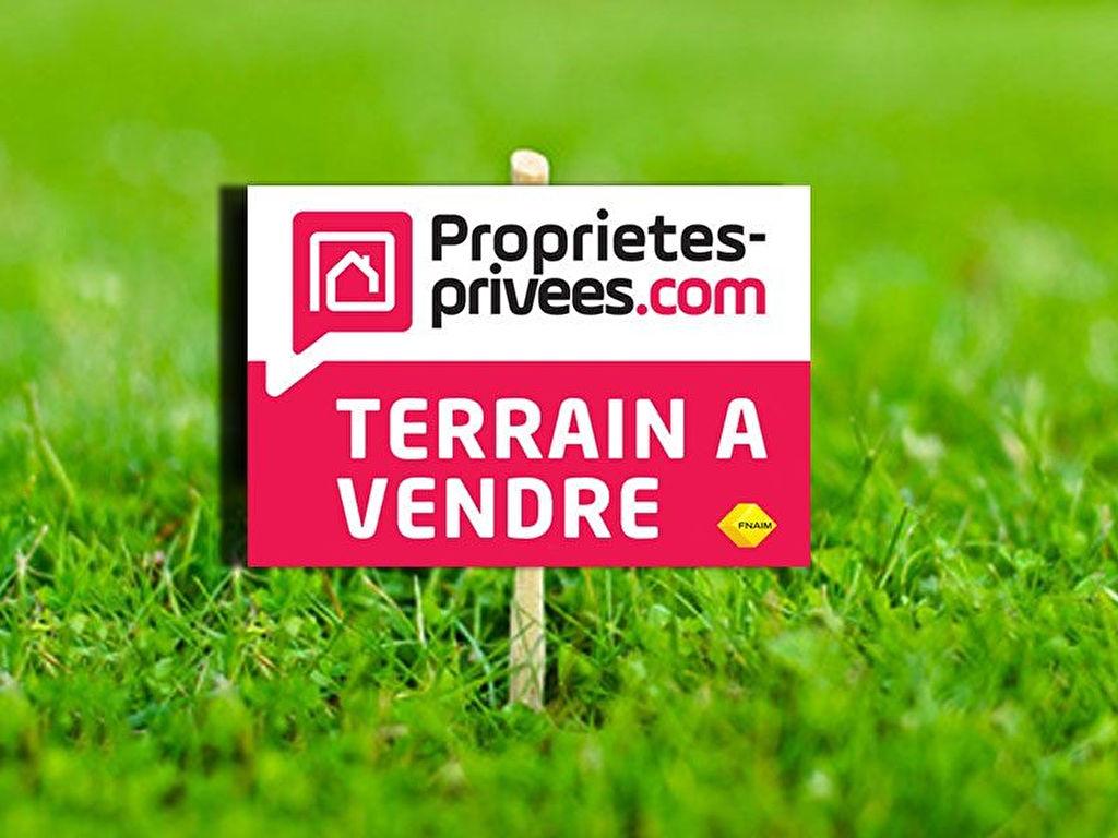 TERRAIN CONSTRUCTIBLE 1165 M2 - ENVIRON DE SOTTA