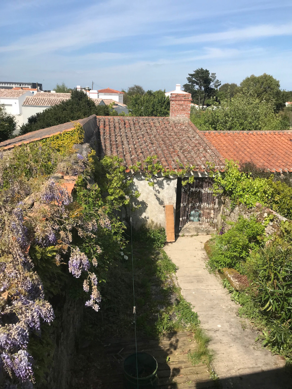 Maison Ancienne Noirmoutier Banzeau 4 pièce(s) 74 m2