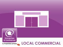 Local commercial Pas de porte local Geneston 235 m2