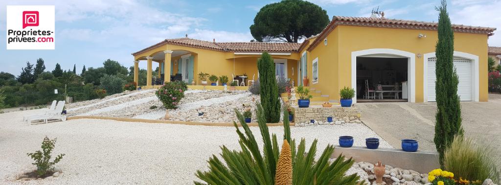 belle villa de 130m² avec magnifique vue