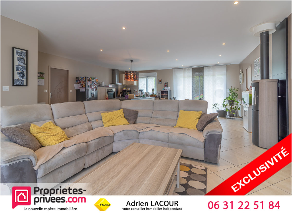 Maison Pruniers En Sologne 7 pièce(s) 144 m2
