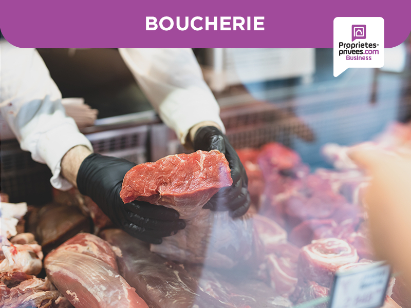 75020 PARIS - BOUCHERIE ROTISSERIE