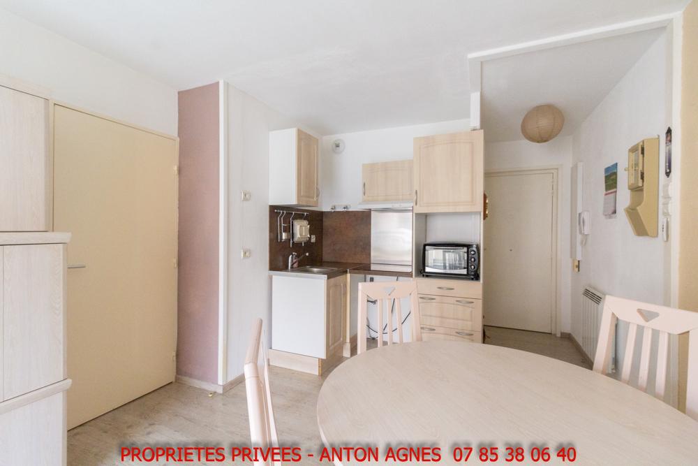 Appartement Arcachon Hyper-centre 2 pièce(s) 36.74 m2 avec terrasse