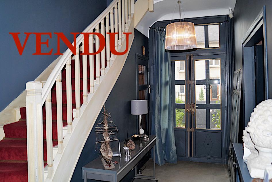 Beauvais centre - Maison de maître 270 m2
