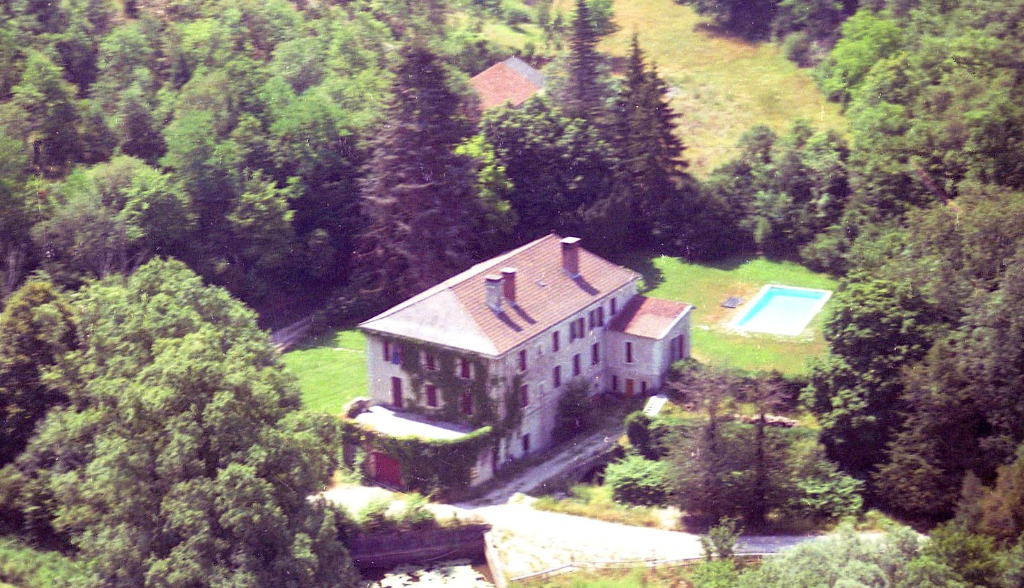 Moulin et ancienne ferme sur 16 ha