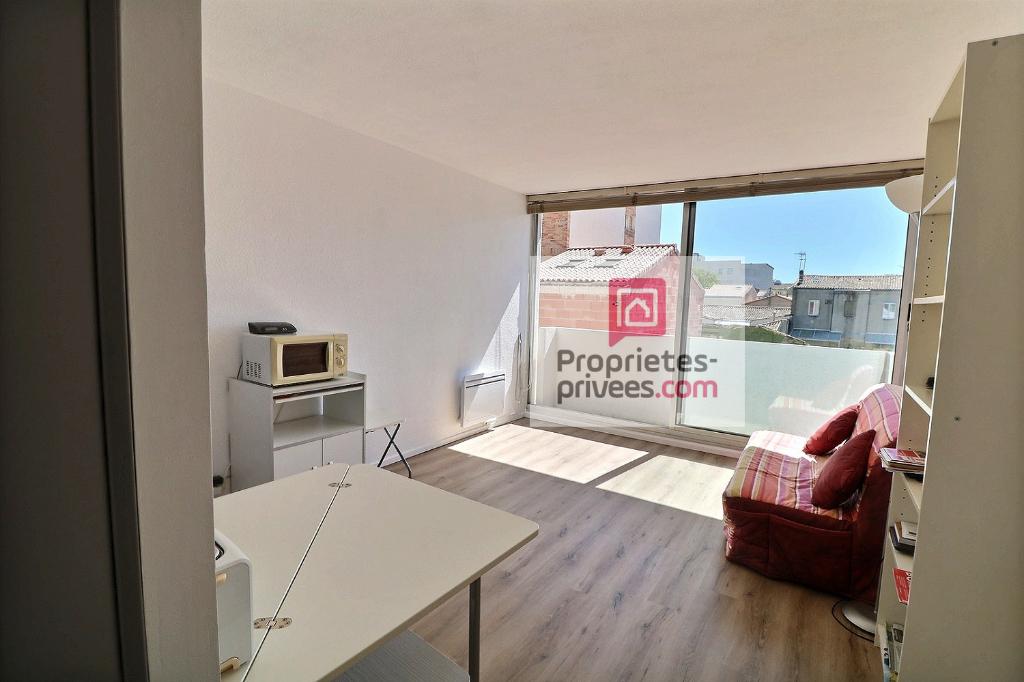 Appartement Bordeaux 1 pièce(s) 23 m2