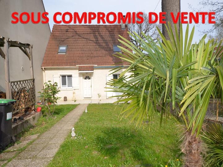 Maison Ste Geneviève (GARE à pied)  - 6 pièce(s) -103 m²