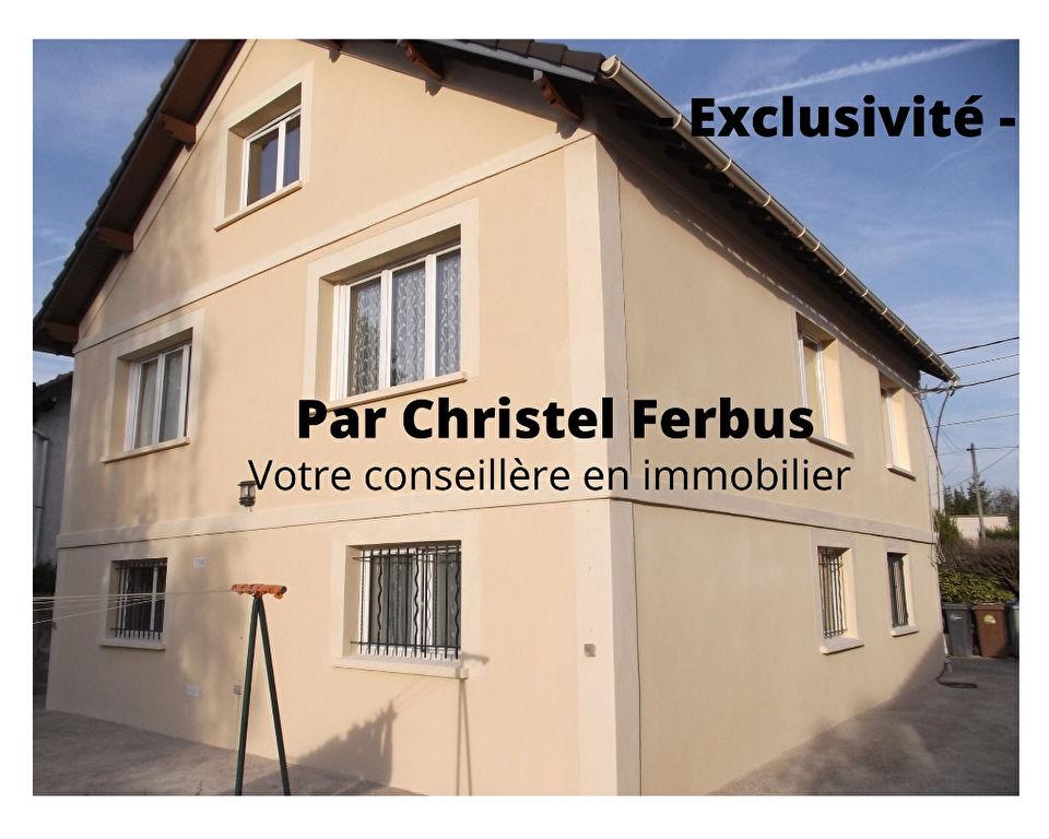 77270 VILLEPARISIS - Maison 9 pièces 186 m²- 6 chambres -  Terrain 487 m²