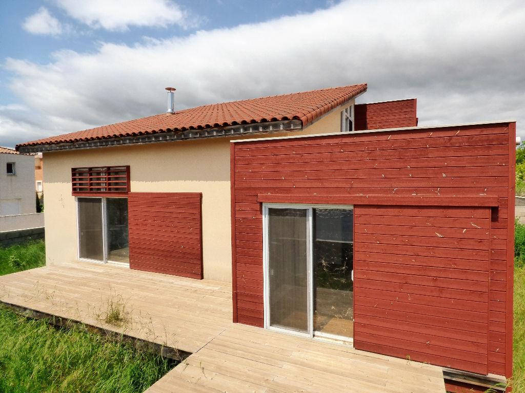Maison Beziers 4 pièce(s) 150 m2 sur un terrain de 357 m²