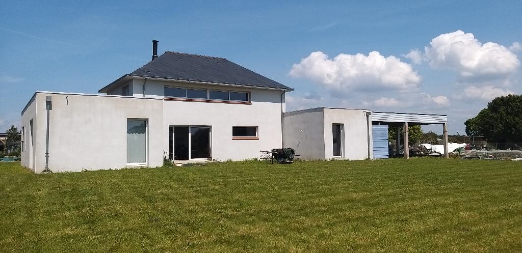 SAINTE-HELENE - 56700 - Maison de 165 M² sur 1 792 m²  de terrain (proche PLOUHINEC)