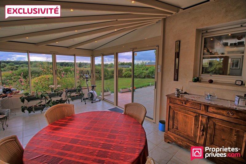 Vente maison 150 m² SAINT LEGER DES BOIS (49170)