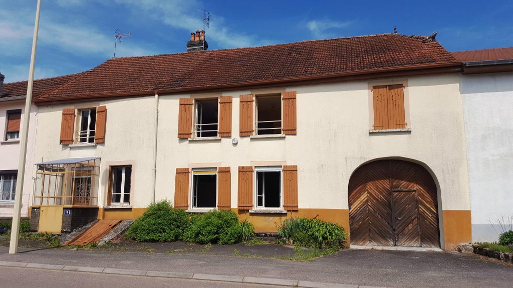 maison, 6 pièces, 125 m² habitables