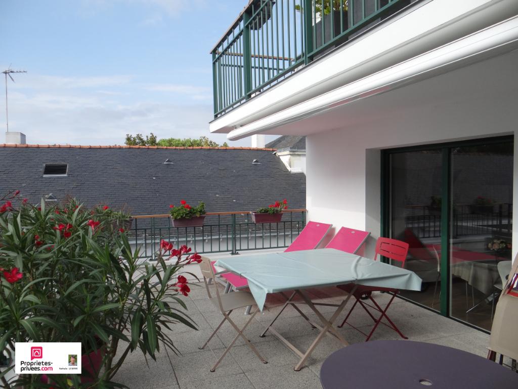 Appartement avec Garage, Saint Brevin Les Pins Centre, 3 pièce(s) 68 m2