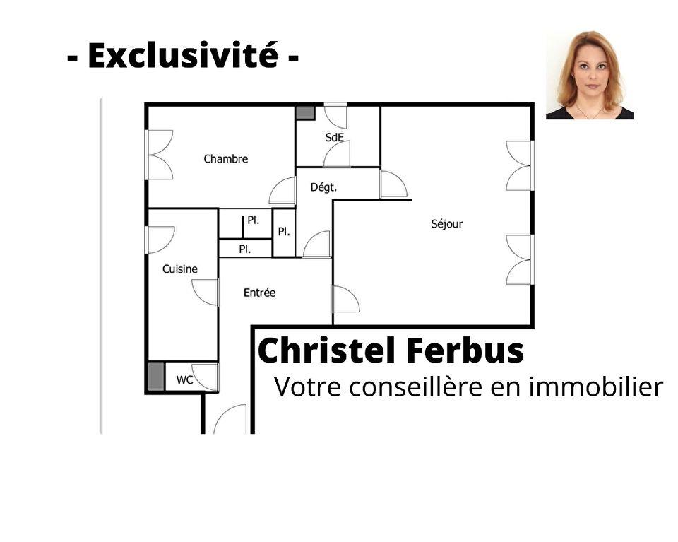 93190  Livry-Gargan - Appartement 3 pièces  64,74 m²- 1 chambre -Salon/ Séjour - Parking - Cave