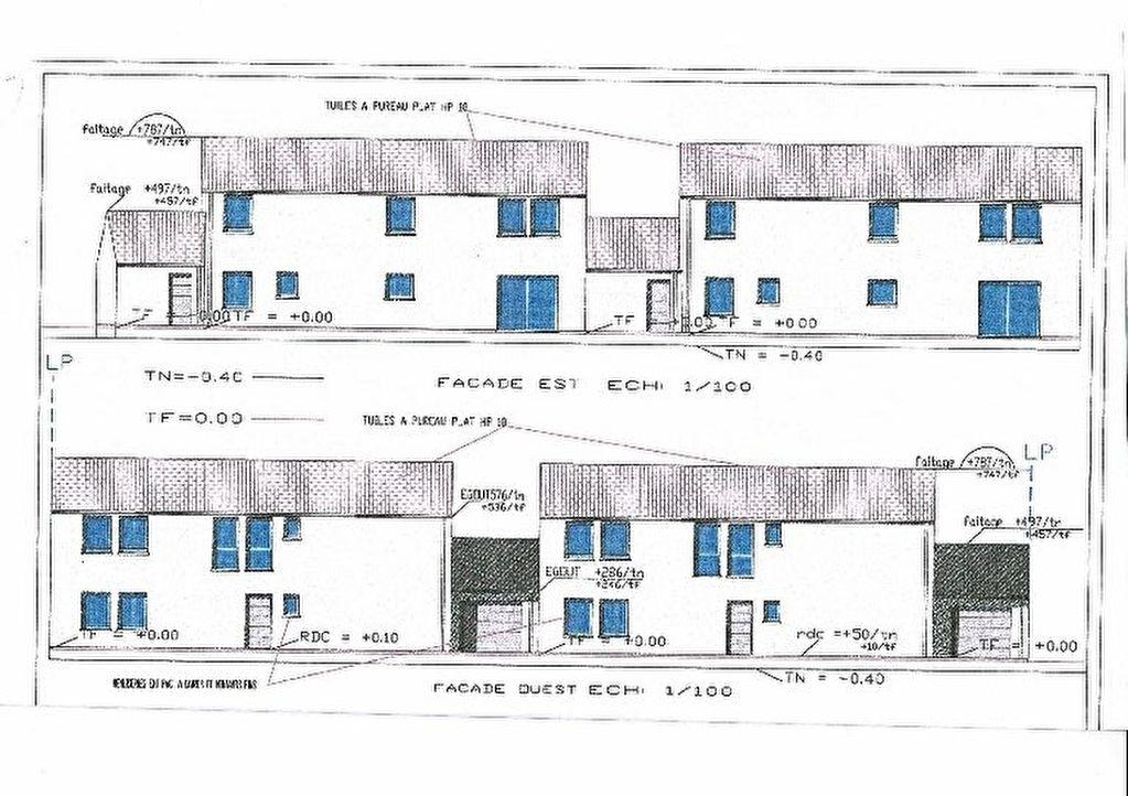 Programme neuf Rezonville 5 pièce(s) 170 m2, garage, jardin
