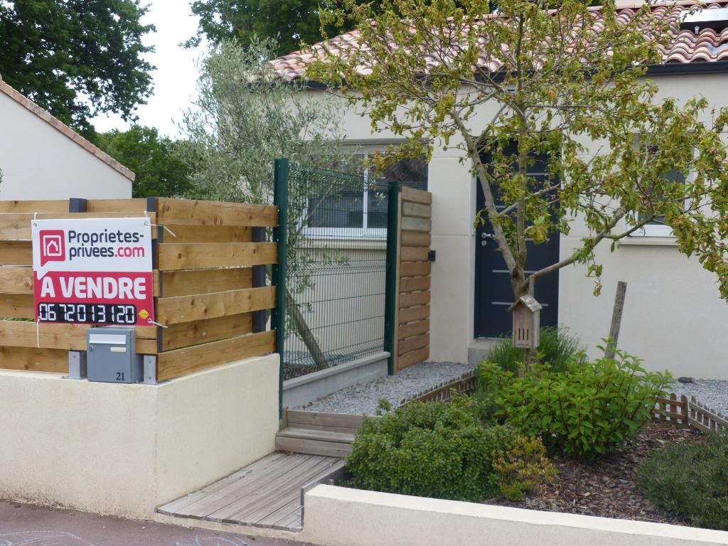 Maison PLAIN PIED de 2014, 3 CHAMBRES, AIZENAY - 187 900
